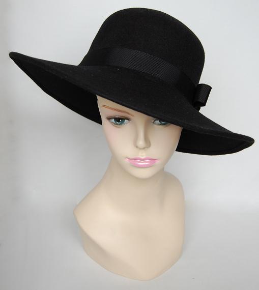 つば広帽子 - Smooth Crystal