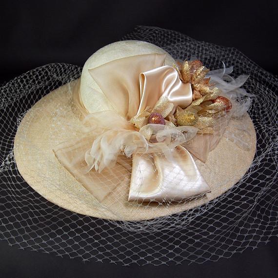つば広帽子 - 花と風の詩(うた)
