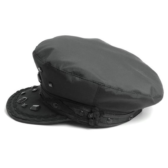マリンキャップ - Black Jewel