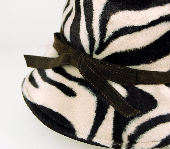 クロッシェ - Pretty Zebra