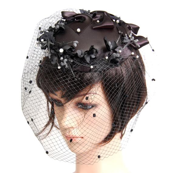 ヘッドドレス - BLACK COROLLA