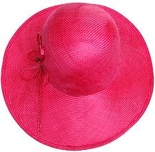 つば広帽子 - Summer Celebrity