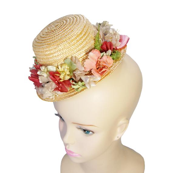ミニハット - 花冠