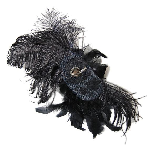 コサージュ - Black Swan