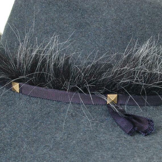 中折れハット - Fur Graph