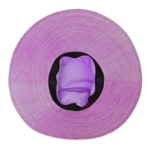 つば広帽子 - If Nature is Purple