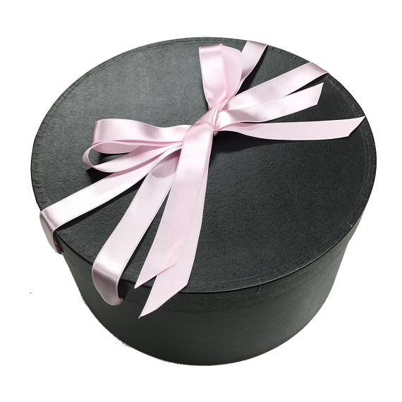 ハットケース(帽子丸箱) 27cm、30cm、33cm
