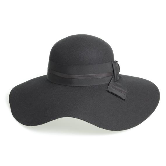 つば広帽子 - リセエンヌ
