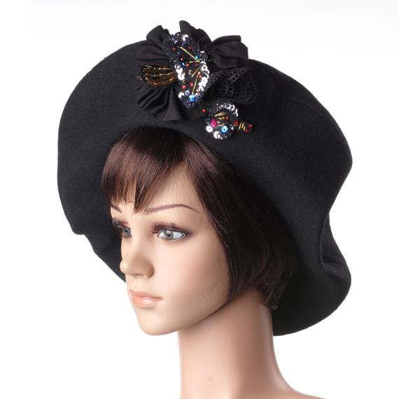 ベレー帽 - Mushroom Sisters