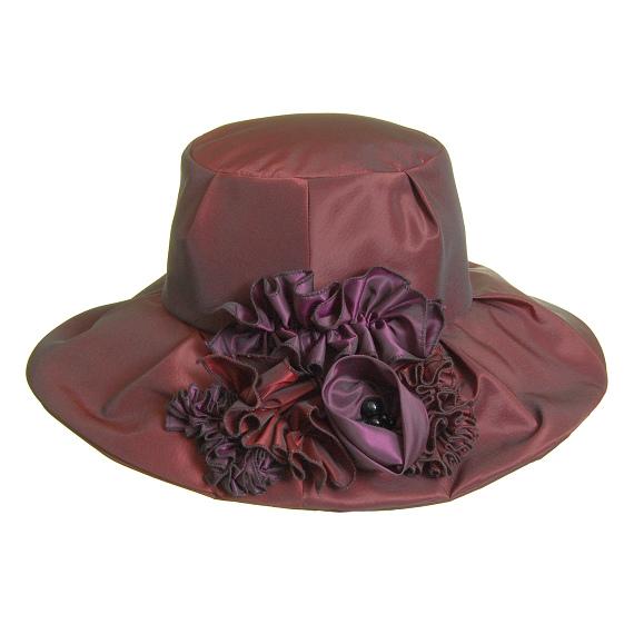 つば広帽子 - 幻想