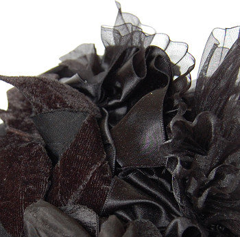 ヘッドドレス - Flowers