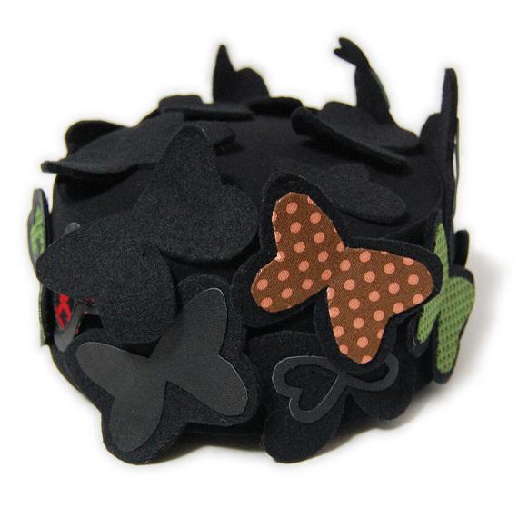 ヘッドドレス - Firefly Butterfly