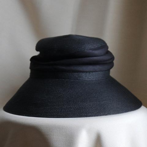 つば広帽子-Conbination
