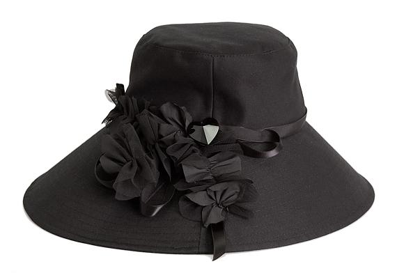つば広帽子 - Hawaiian Celebrity