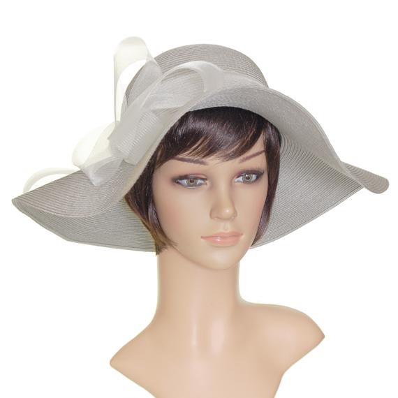 【限定】 つば広帽子 - Grace