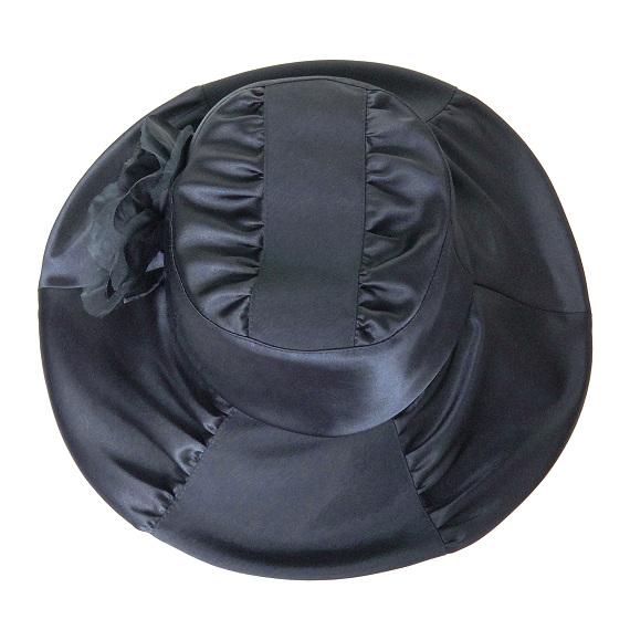 つば広帽子 - Drape & Smooth