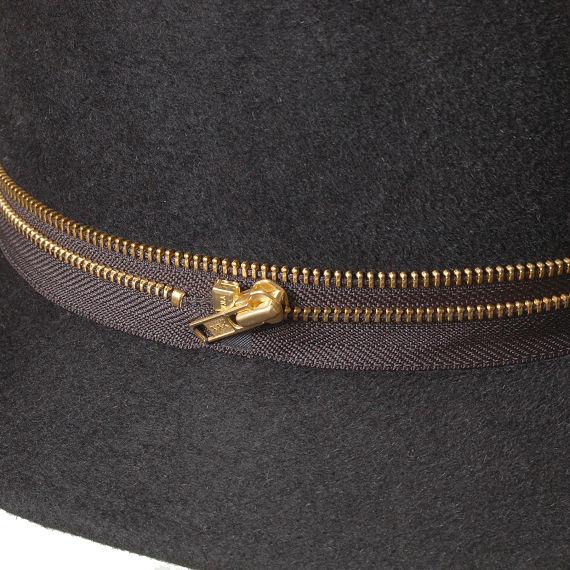 中折れハット - Hot Zipper