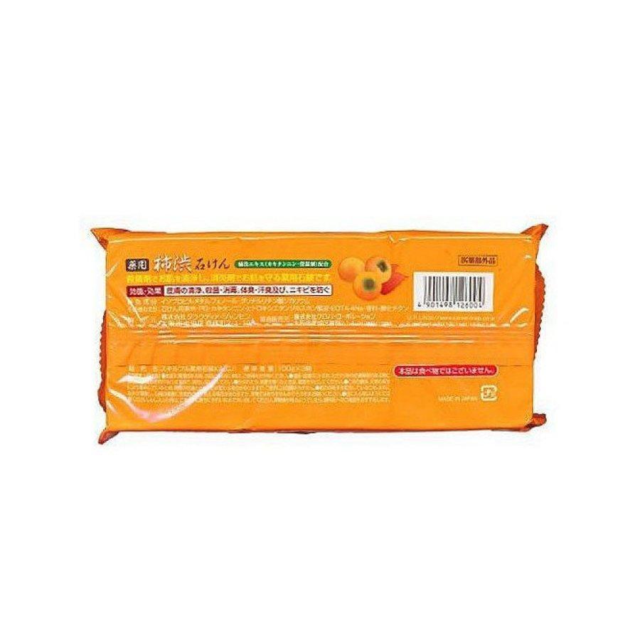石けん 薬用 柿渋 石鹸 100g 3個入り 10セット 医薬部外品 送料無料
