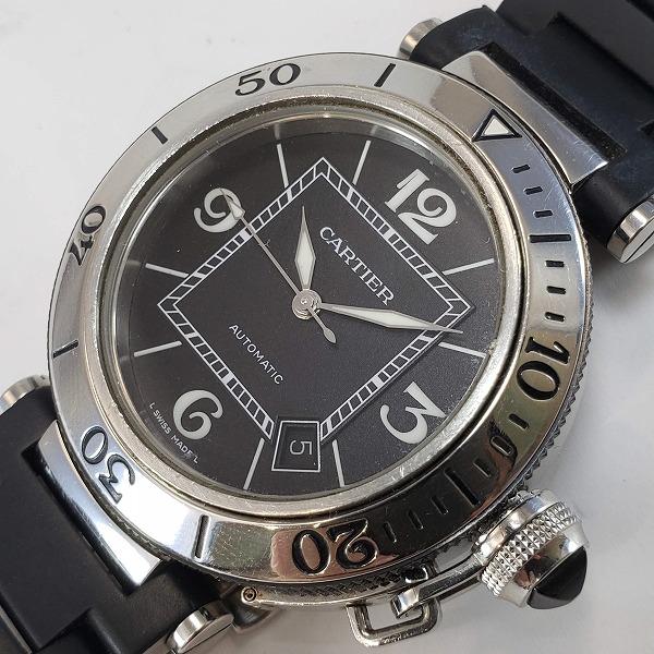 Cartier カルティエ パシャ シータイマー デイト 2790