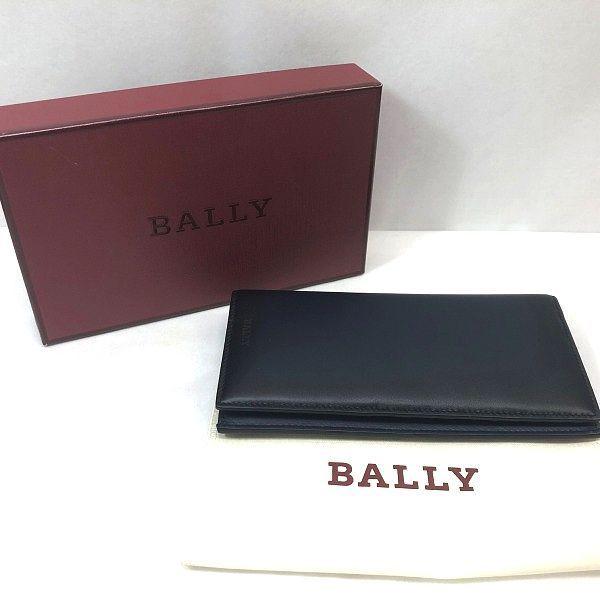 BALLY バリー 二つ折り長財布