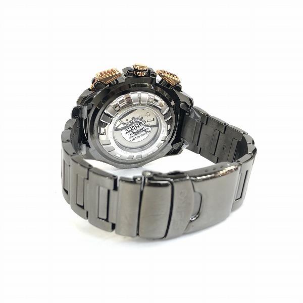 SEIKO セイコー キネティック クロノグラフ リミテッド 腕時計 SNL068