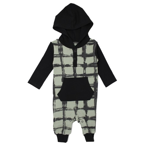 Hooted Romper【全6色】