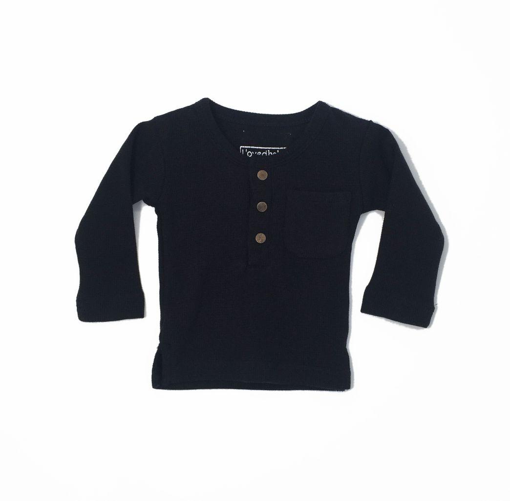 Kids Long-Sleeve Shirt【全5色】