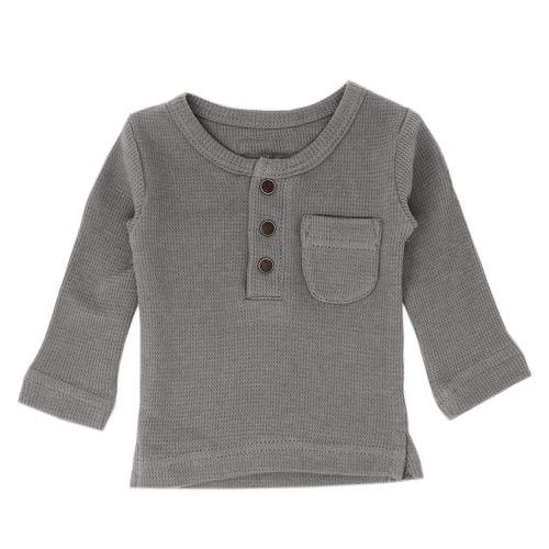 Long-Sleeve Shirt【全4色】