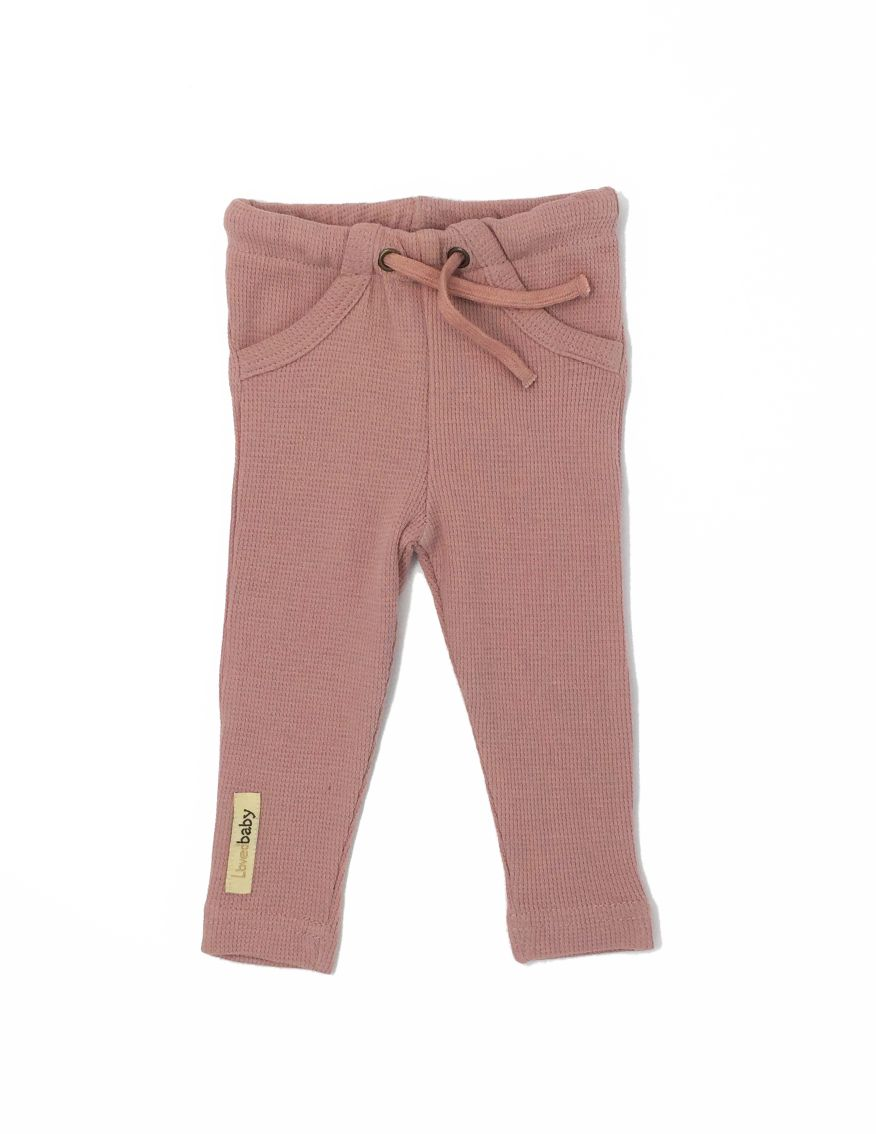 Drawstring Fitted Pants【全5色】