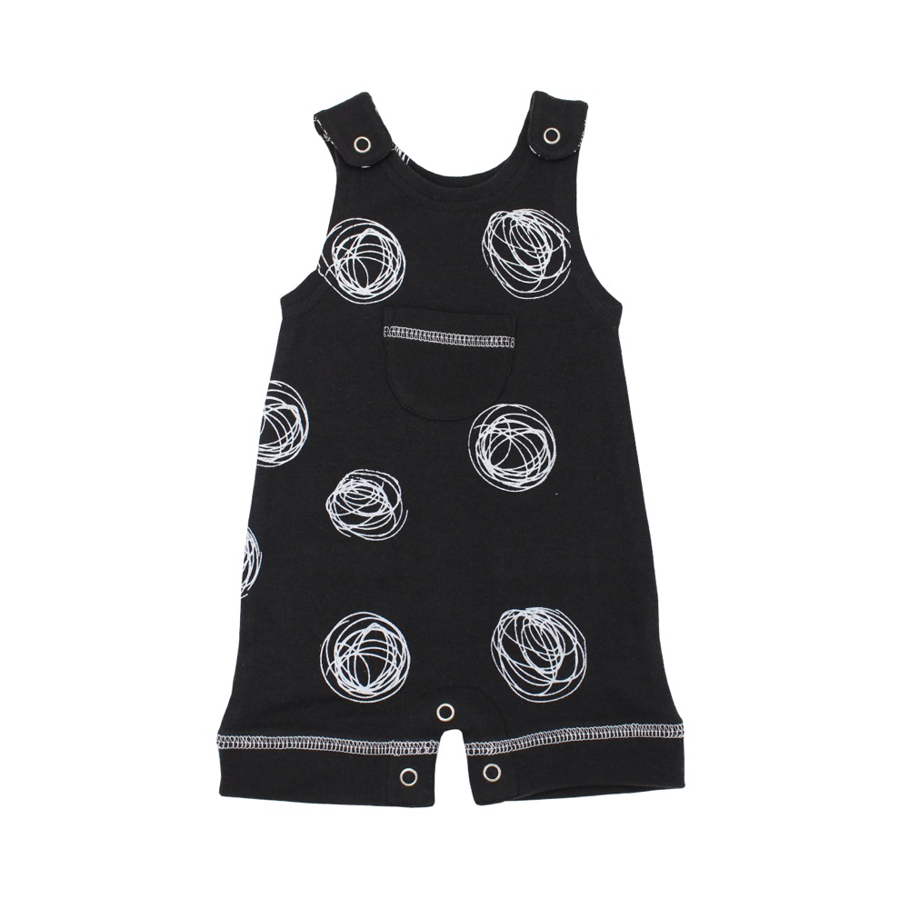 Sleeveless Romper【全3種類】