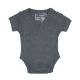 Pointelle S/Sleeve Wrap Bodysuit【全2色】