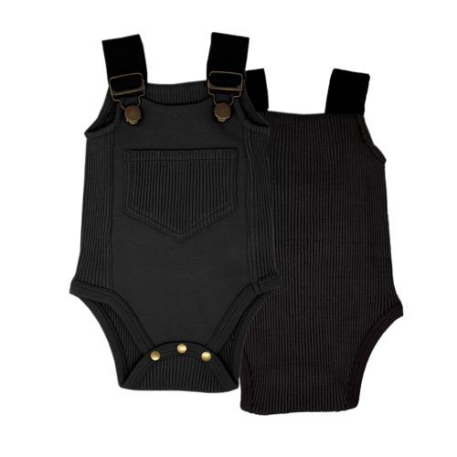 Ribbed Bodysuit【全5色】