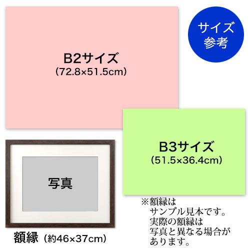 日本紀行 茨城県 袋田の滝 (nk08-9378) 当店オリジナル写真販売 Photo frame, Fukurodanotaki fall