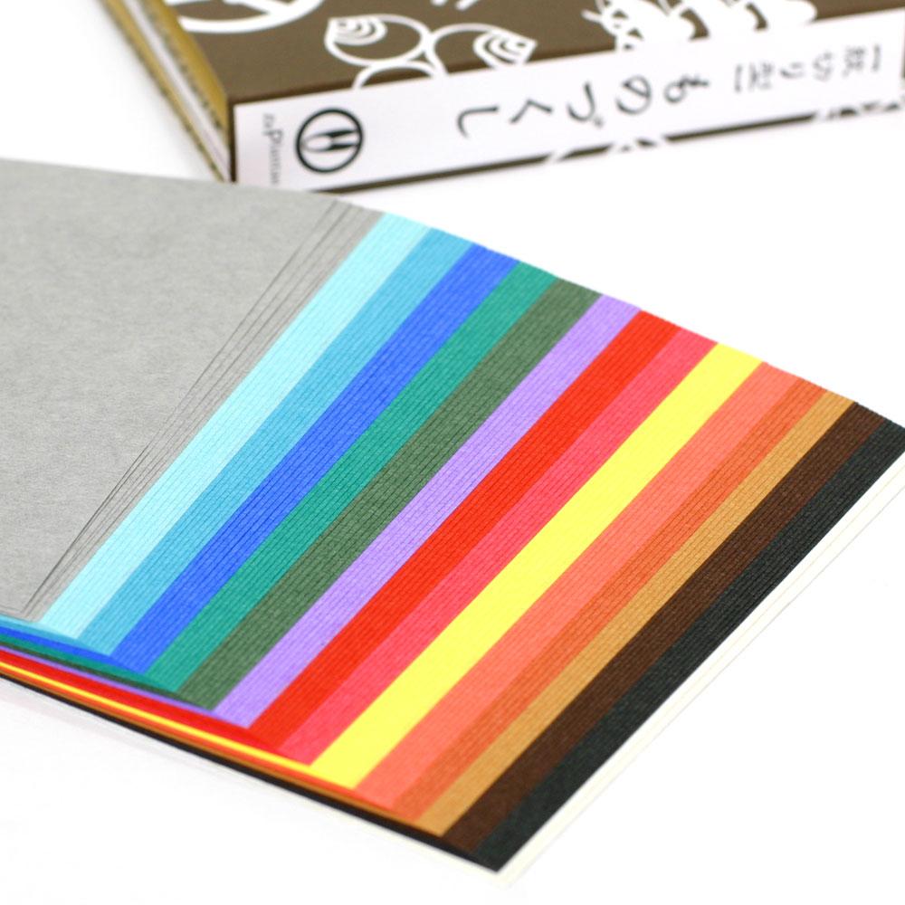 切って楽しい♪いろいろ使える♪ 紋切り型 ものづくし 色紙100枚付き