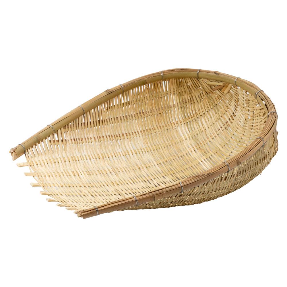 竹製箕どじょうすくい (KS) 宴会芸やコスプレに