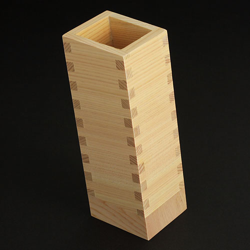 ますや /sla 徳利 岐阜県大垣市の檜製酒器