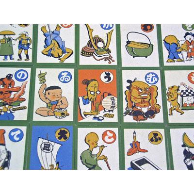 【かるた】武井武雄 犬ぼう いろはかるた 昭和初期に発売された名作カルタの復刻版
