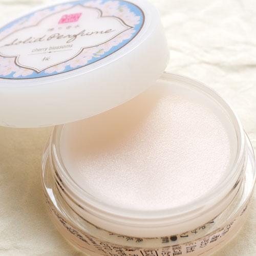 コトラボ 練り香水 春:桜 上品で優しい桜の香り ソリッドパフューム