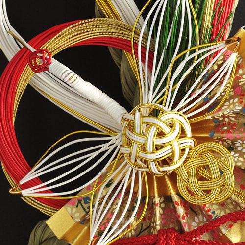 正月飾り 注連飾り 竹治郎 雪月風花 東雲(しののめ) 新潟県南魚沼の正月飾り 2800サイズ Japanese New Year decoration made of straw