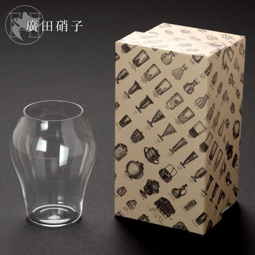 究極の日本酒グラス 蕾 純米酒に最適 廣田硝子 Japanese sake glass