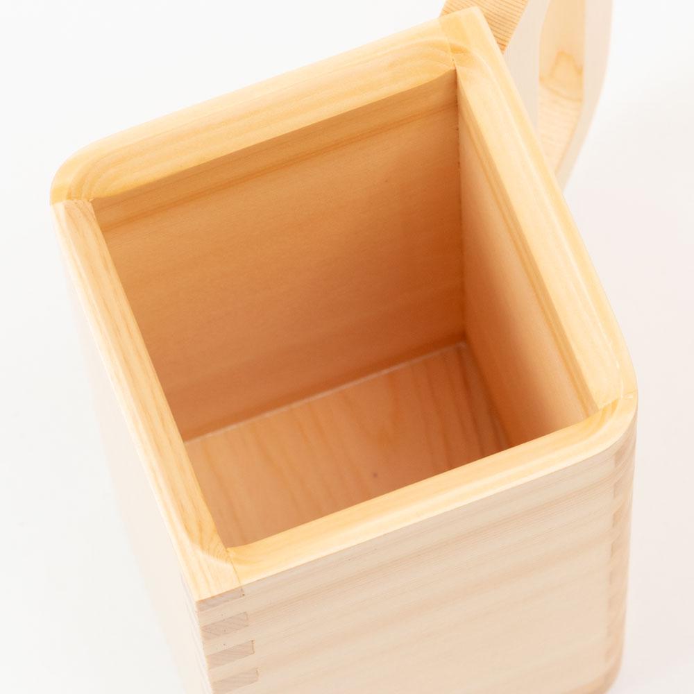 ますや ジョッキ枡 岐阜県大垣市の檜製酒器