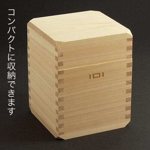 ますや いこいシリーズ 酒器セット 岐阜県大垣市の檜製酒器