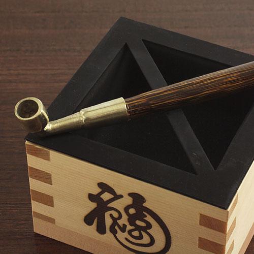 ますや 灰皿ます 岐阜県大垣市の檜製工芸品
