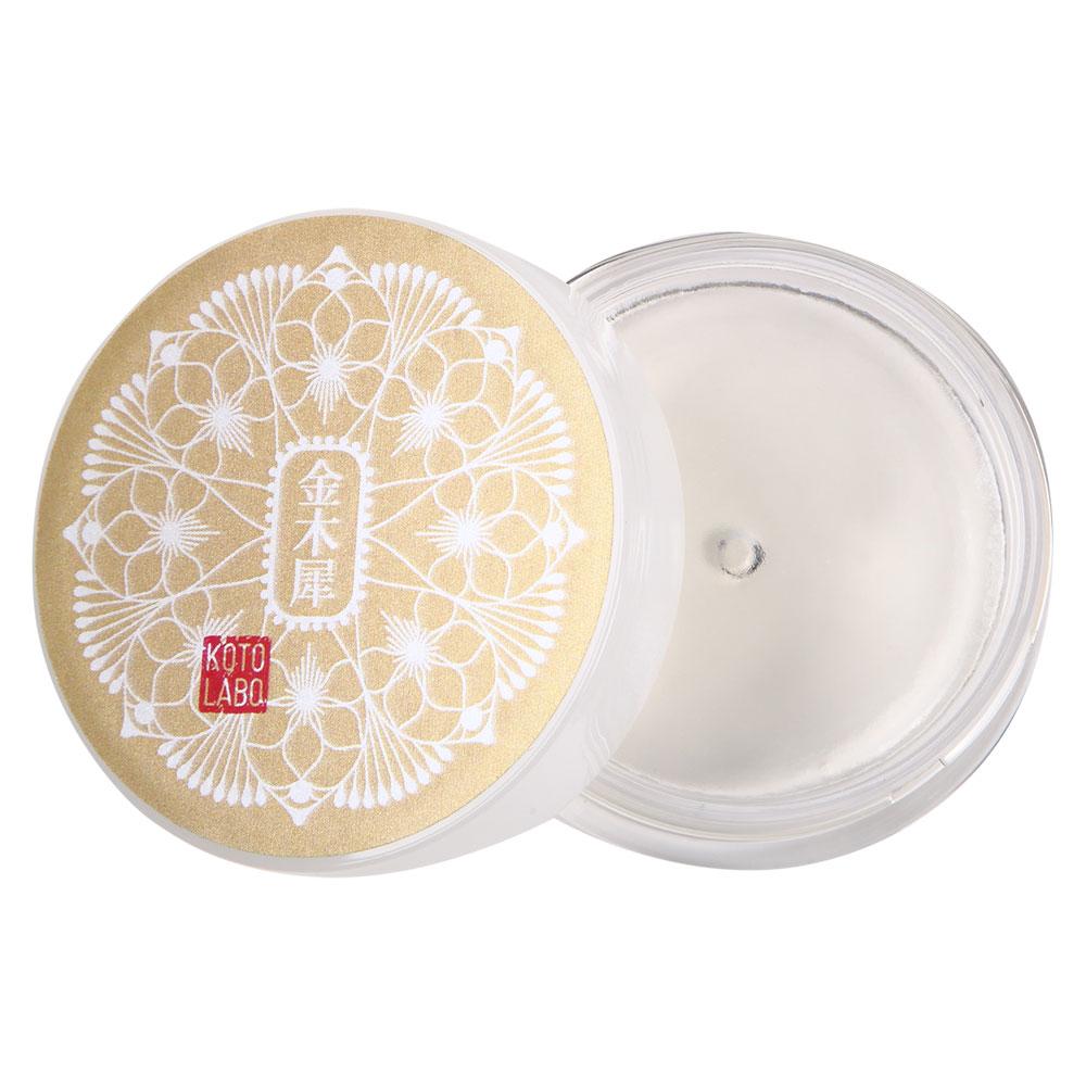 コトラボ 煌めく透明練り香水 金木犀の香り14g お得な大容量タイプ ソリッドパフューム Kotolabo solid perfume, Fragrant olive