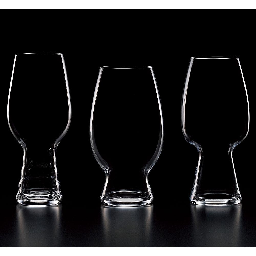 SPIEGELAU クラフトビアグラス テイスティングキット ビアグラス3個セット クリスタグガラス シュピゲラウ ドイツ製 Craft beer tasting kit