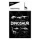 DINOSAUR恐竜骨格工作キット ブラキオサウルス・ブラック ダンボールでつくる恐竜骨格 のりもはさみも使わずに組み立てられるペーパークラフト Cardboard craft kit, Dinosaur