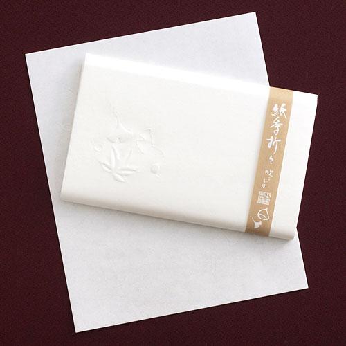 紙季折々の懐紙 吹きよせ 浮彫 30枚入 Kaishi