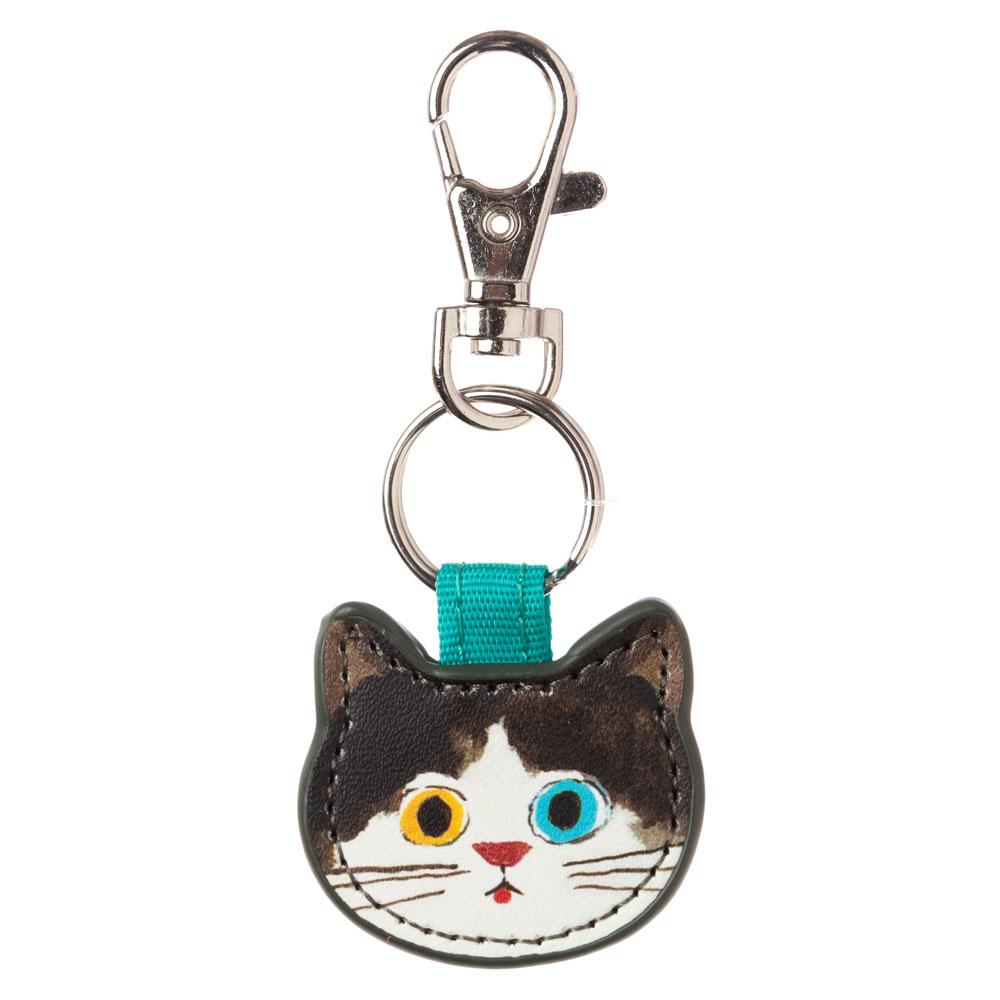 猫のキーチャーム はちわれ ECOUTE! minette キーホルダー まあるいおめめのキュートな猫たち