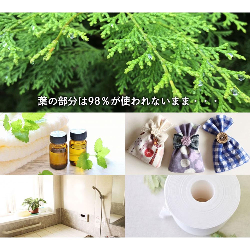 秋田杉 エッセンシャルオイル 秋 5ml ブレンドオイル・オータムバージョン ヒバ・ミルラ・ユーカリディペス アトリエアンダンテ 秋田県のアロマ製品 Cedar essential oil, Akita craft