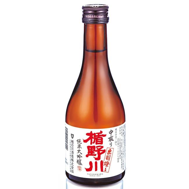 楯の川酒造 楯野川 純米大吟醸 中取り 300ml